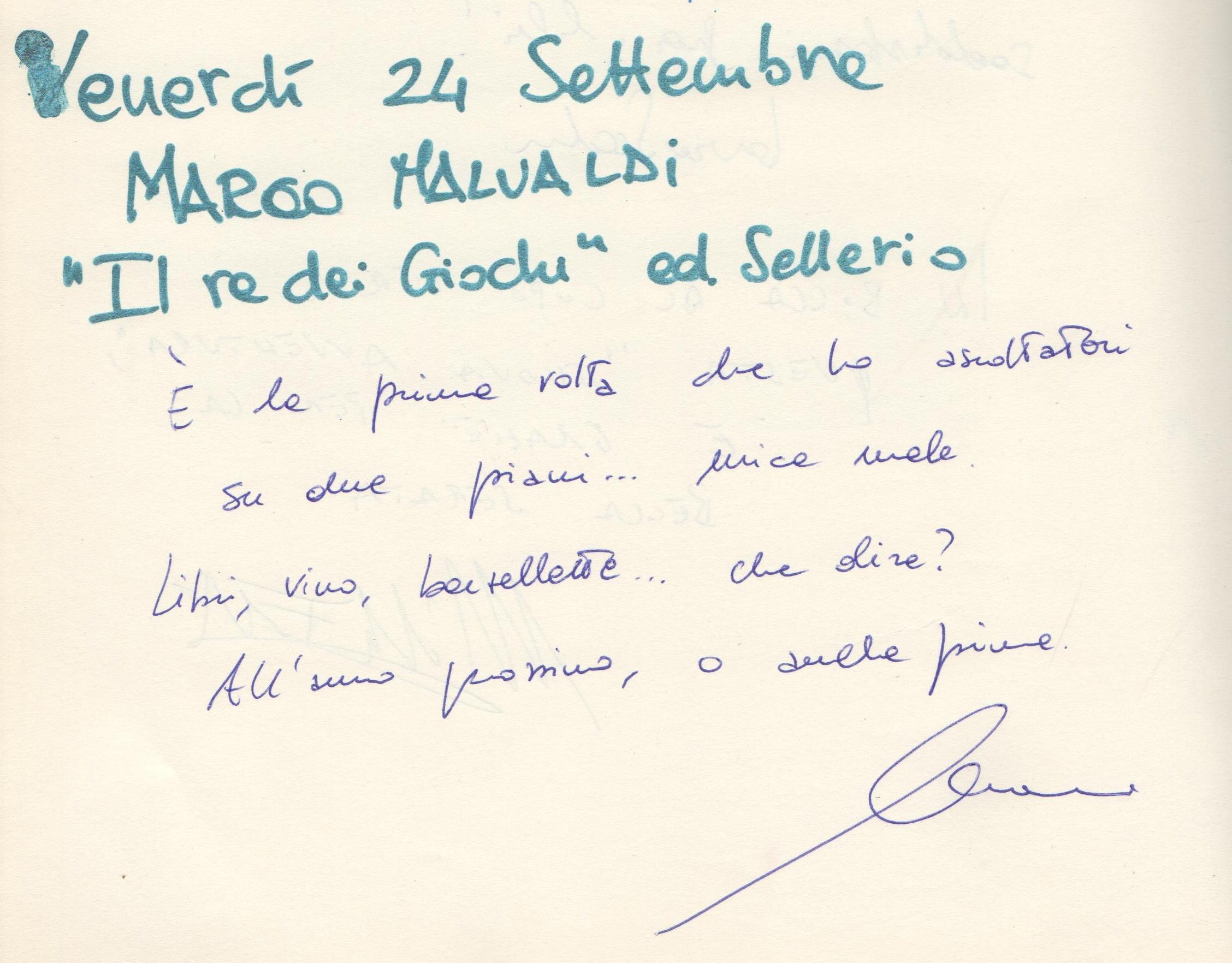 """""""Il re dei giochi"""" di Marco Malvaldi"""