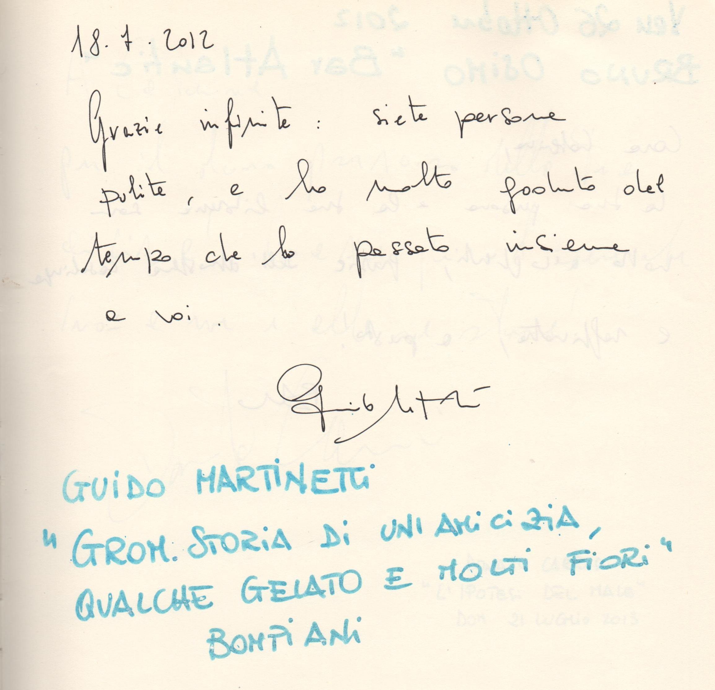 """""""Grom"""" di Guido Martinetti"""