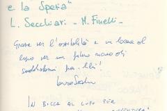 """""""La memoria di marmo"""" di Secchiari & Finelli"""