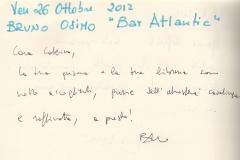 """Bar Atlantic"" di Bruno Osimo"